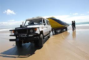 boat launch barra