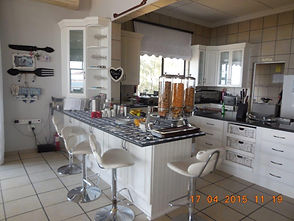 Kitchen in Tofo