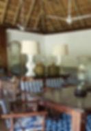 wooden interior africa