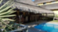 casa colibri pool
