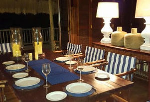 luxury accommodation mozambique