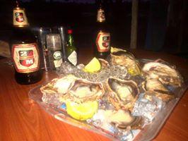 vasco da gama tofo fresh oysters