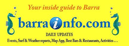 barra info