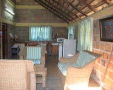 Albatroz lodge Tofinho Mozambique lounge