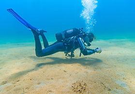 diving barra mozambique
