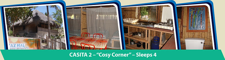 self catering accommodation barra mozambique