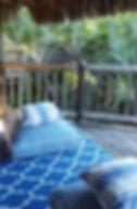 deck at casa colibri