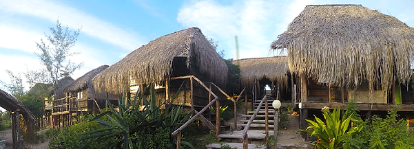 accommodation tofo beach