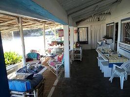 beach lounge tofo