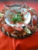 Tofo Crabs