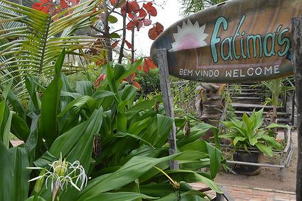 fatimas tofo beach entrance