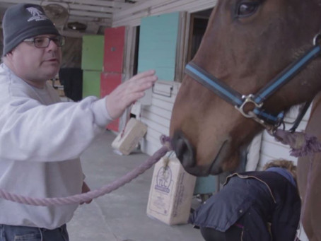 Iraqi Veteran Rich Hogan Story of Healing Through Horses