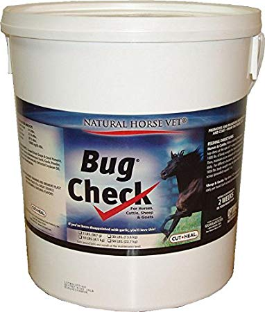 Natural Horse Vet Bug Check 10lb