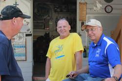 Ride On St. Louis volunteers