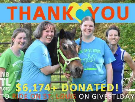 Your Give STL Day Donations Are Making a Difference!