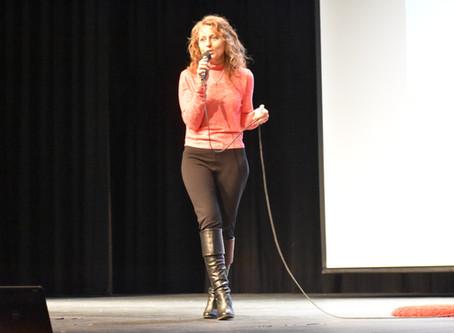 Wassman Presents at Youth Forum