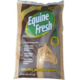 Equine Fresh Pelleted Bedding