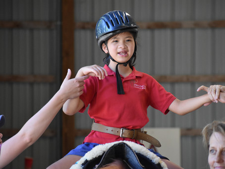Equine Therapy, Hippotherapy and Therapeutic Riding… What's the Difference?