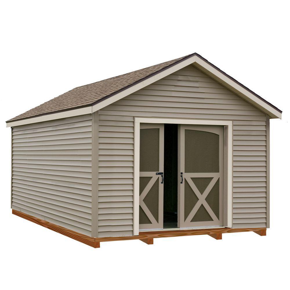 Storage Shed (16'x20')