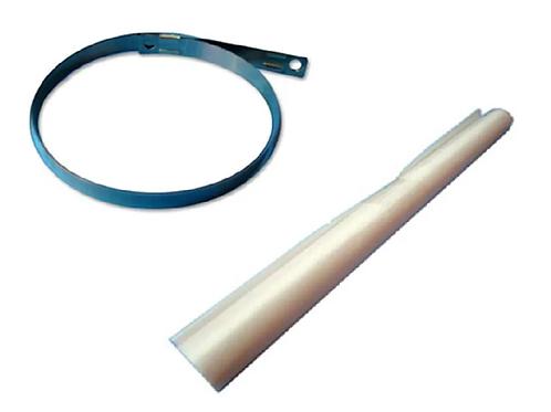 Kit de Repuesto de Resistencia y Teflón de 35cm para Selladora de Pedal