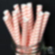 bubble tea paper straws