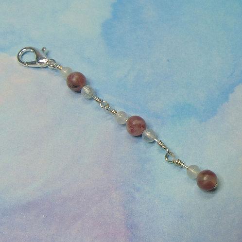 Lepidolite bracelet friend