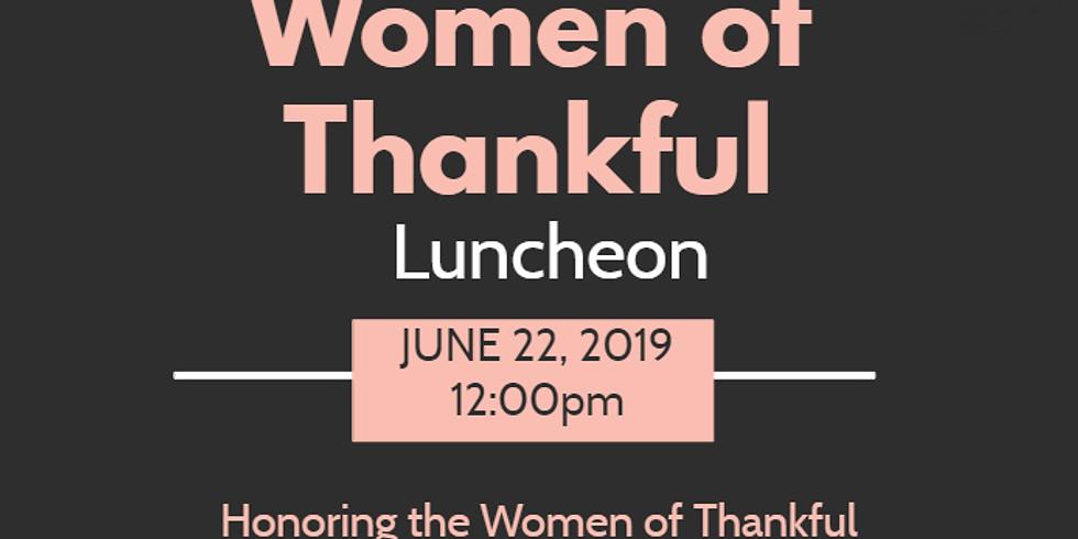 Women of Thankful