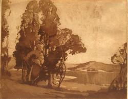 Sydney Long (1871 - 1955)