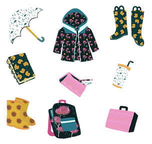 rainy school day sticker set.png
