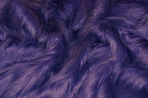 Super luxury extra long purple