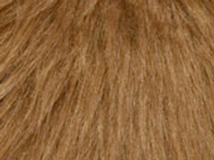 Realistic long light brown