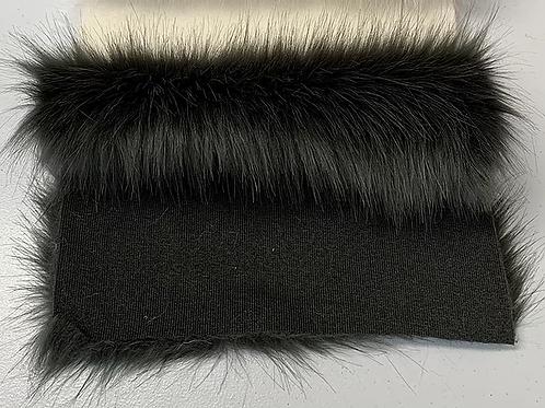 Charcoal Grey Deluxe Fox
