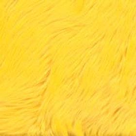 Yellow Luxury Shag