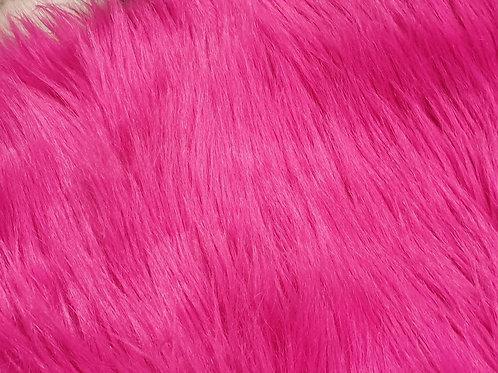 Howl Fox Fuchsia Hot Pink - Quarter Yard Piece