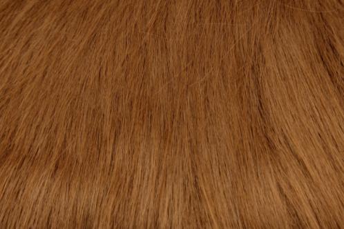Brown Bear Samoyed Husky Faux Fur (4in Pile)- Fursuit Supplies - Half Ya