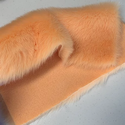 Orange Sherbert Teddy