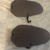 fursuit sandal bottoms
