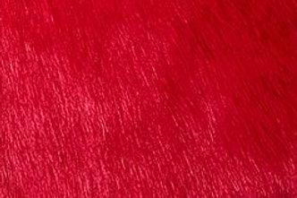 Howl Cherry Red Teddy - Half Yard Piece