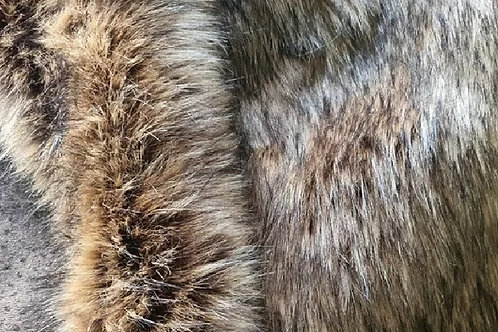 Raccoon thick longpile