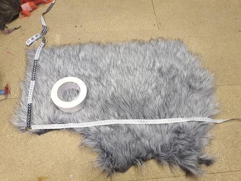 Wolf fur from swincraft 66cmx36cm