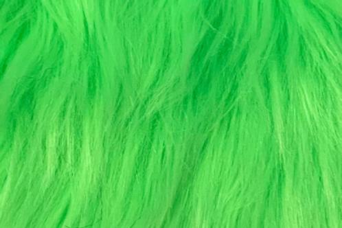 UV Neon Green - Quarter Yard Piece