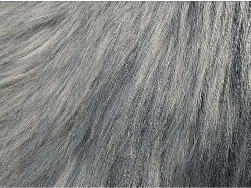 Lighter Mid - Grey Luxury Shag