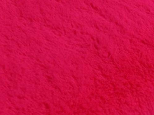 Hot Pink Plush Bunny