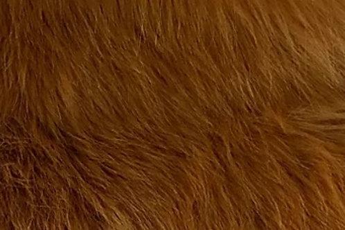 Saddle Tan Fox