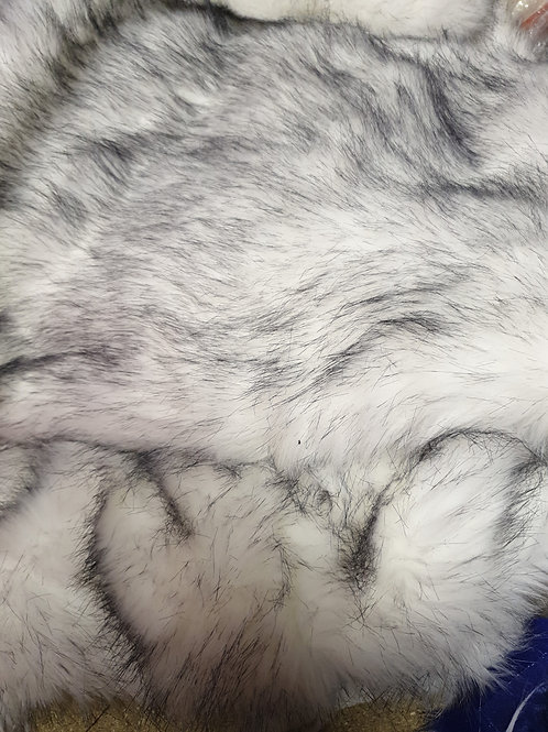 Black flecked white from Big Z 150cm x 187cm