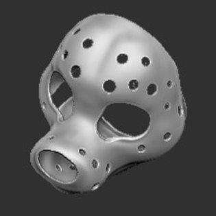 Critter Toony Head Base (Short Muzzle)
