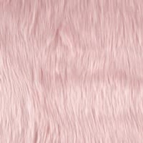 Baby Pink Luxury Shag
