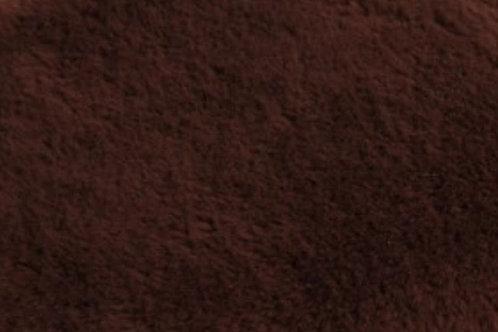 Dark Brown Plush Bunny