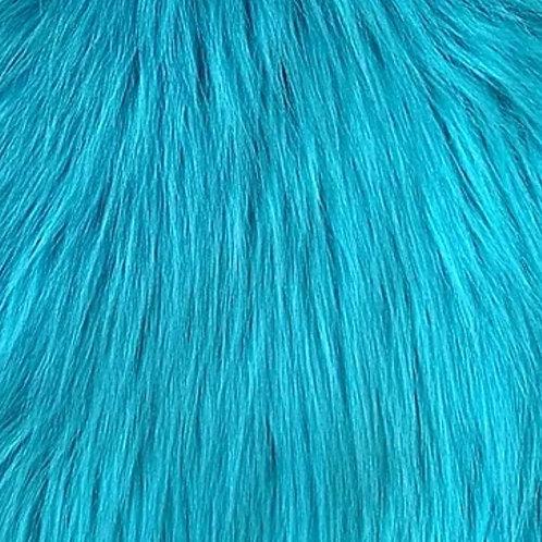 Cotton Candy Blue Fox