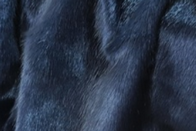 Navy Mink from Fauxthrow